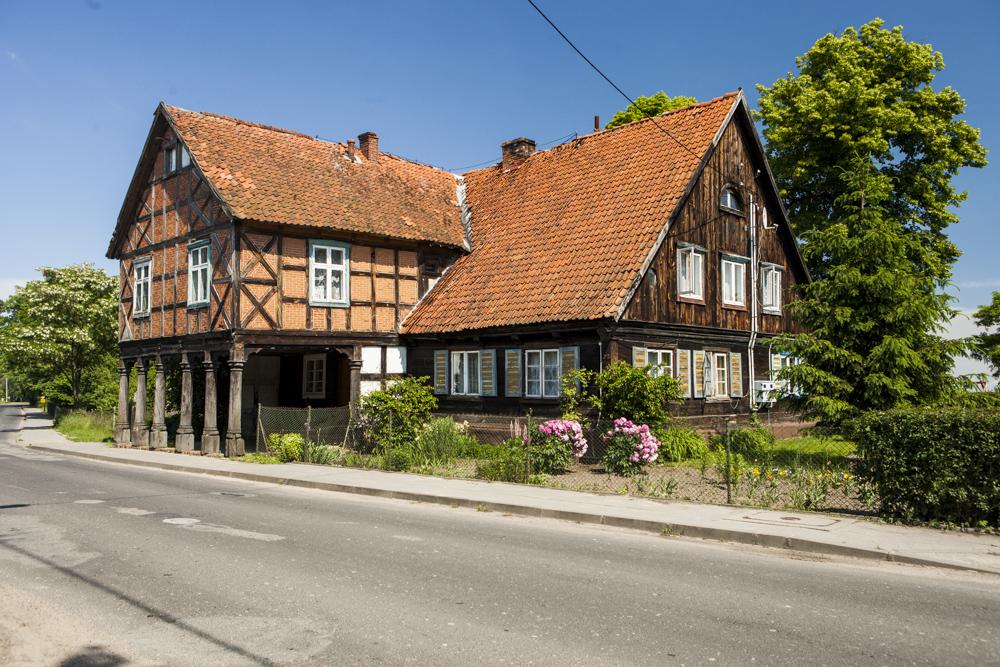 Dom w Żuławkach