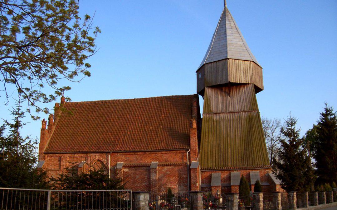 Kościół w Jezierniku